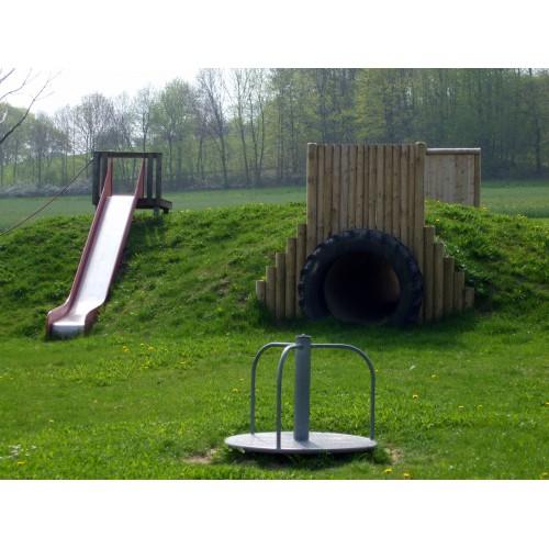 Bild 1: Spielplatz Atteln - Agathastraße
