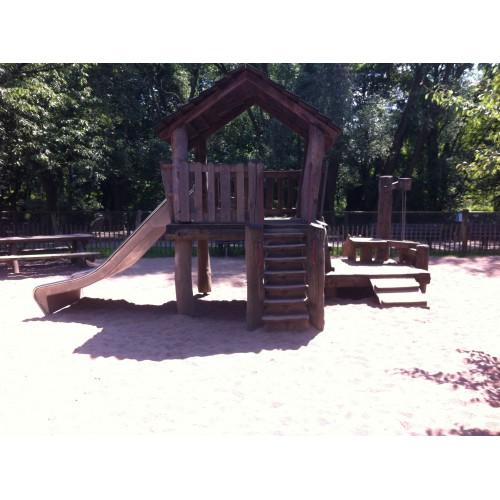 Bild 4: Spielplatz auf dem Kinderbauernhof Neuss