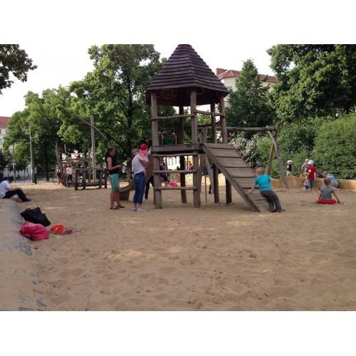 Bild 1: Auf dem Wismarplatz