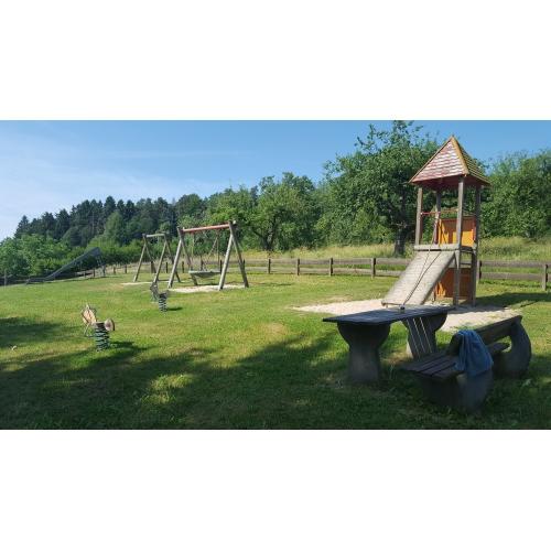 Bild 1: Spielplatz Auf der Trift