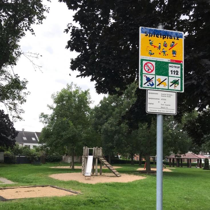 Bild 6: Spielplatz Auweiler Dorfplatz