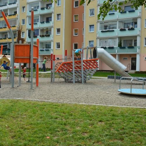 Bild 8: Spielplatz Baggermeisterring