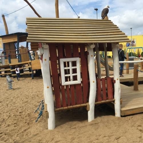 Bild 3: Spielplatz bei Ikea