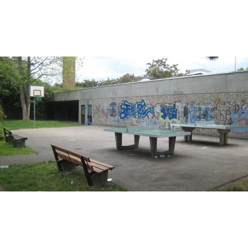 Bild 9: Spielplatz beim Hallenbad Haldenstraße