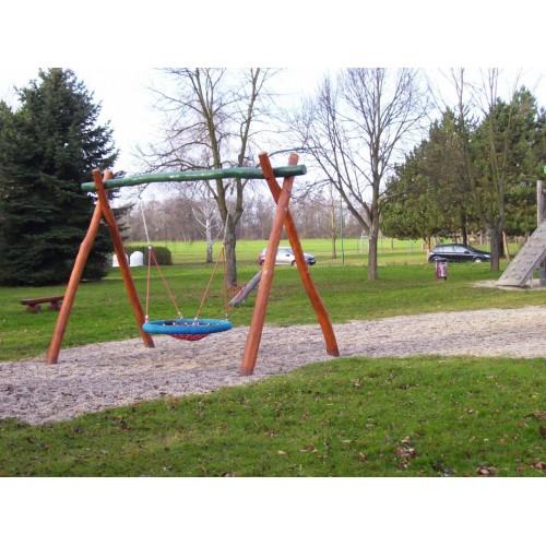 Bild 1: Spielplatz Bornaer Weg