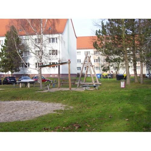Bild 2: Spielplatz Bornaer Weg