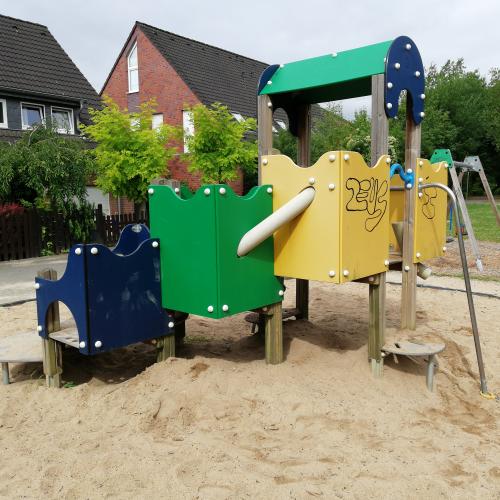 Bild 1: Spielplatz Eduard-Daelen-Straße