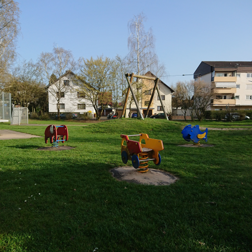 Bild 3: Spielplatz Feldstraße