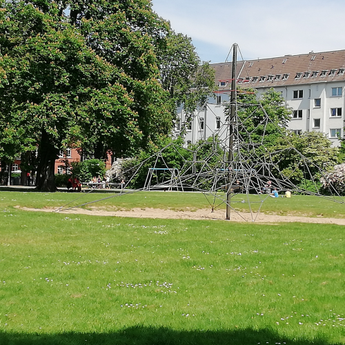 Bild 3: Spielplatz Frankenplatz