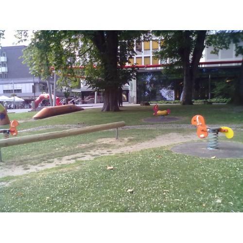 Bild 3: Friedrich-Karrenberg-Platz
