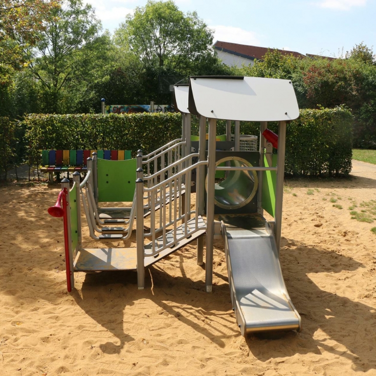 Bild 6: Spielplatz Glumke