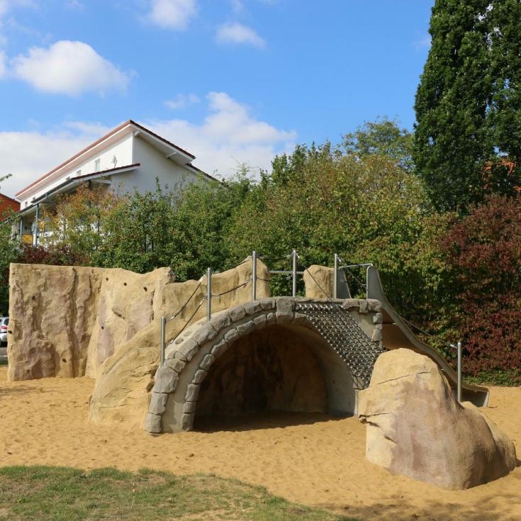 Bild 1: Spielplatz Glumke