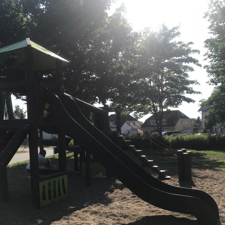 Bild 5: Spielplatz Groß Kedingshagen