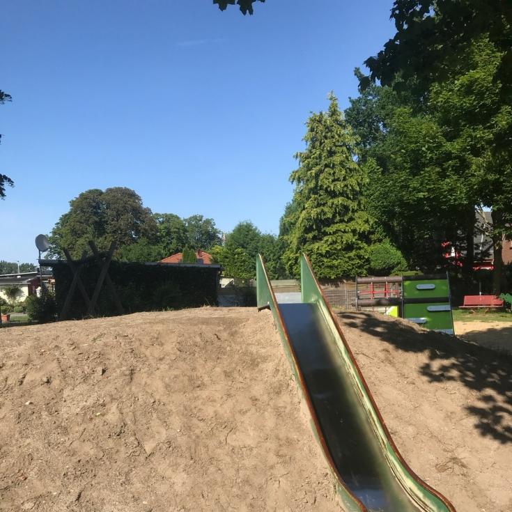 Bild 3: Spielplatz Groß Kedingshagen