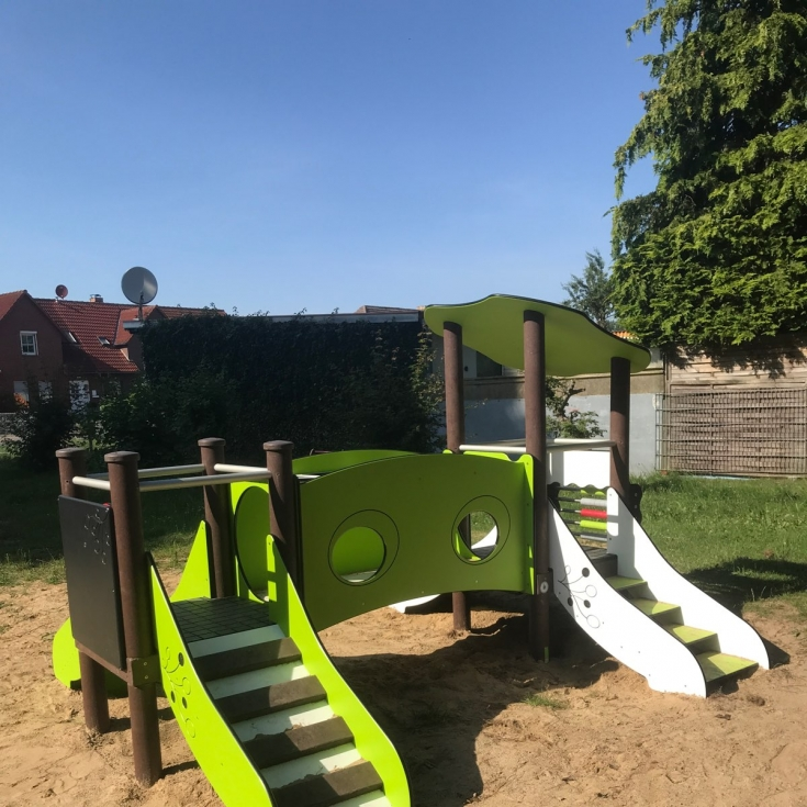 Bild 4: Spielplatz Groß Kedingshagen