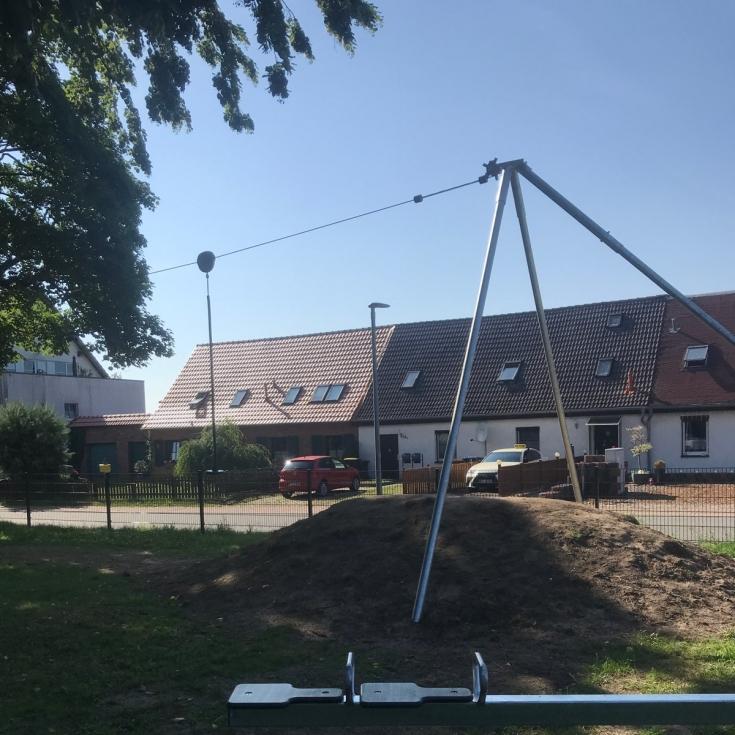 Bild 11: Spielplatz Groß Kedingshagen