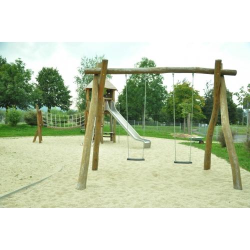 Bild 1: Spielplatz Großschönau Neubaugebiet