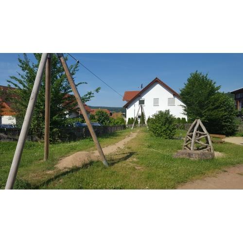 Bild 1: Spielplatz Grüne Bette