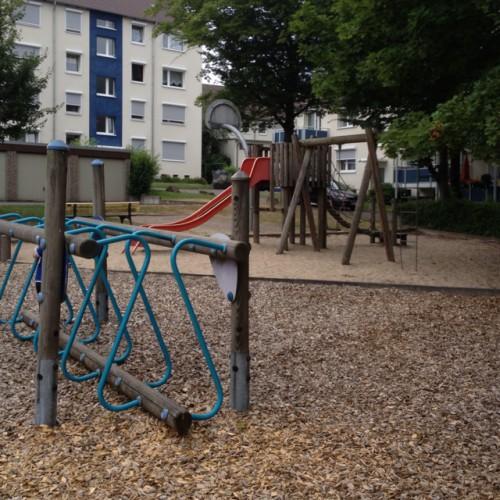 Bild 2: Spielplatz Hellenbank