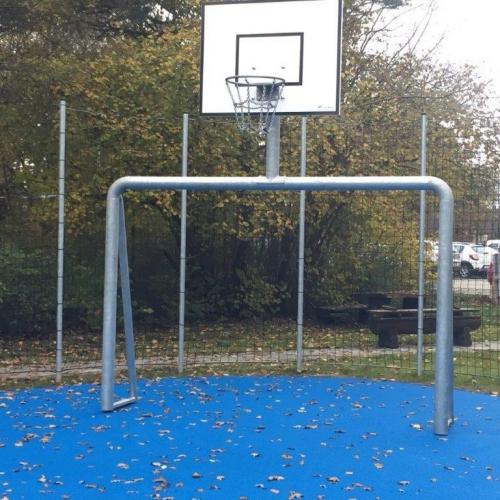 Bild 6: Spielplatz Hermann-Reske-Schule und  Kita