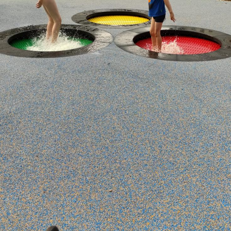 Bild 3: Spielplatz Paule-Park
