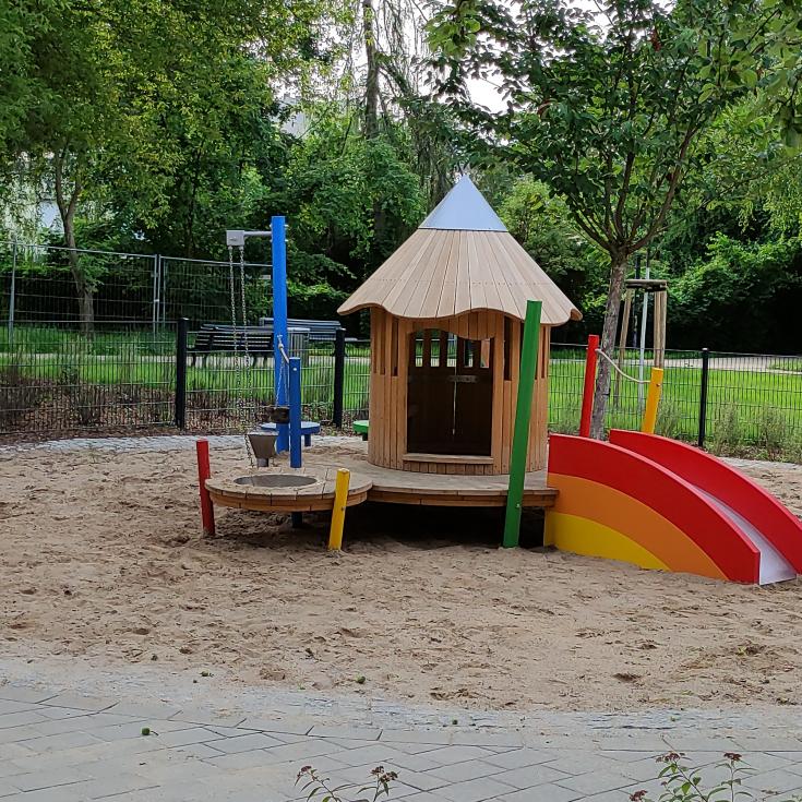 Bild 2: Spielplatz Paule-Park