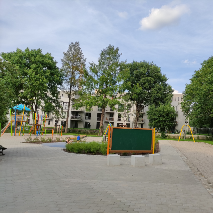 Bild 4: Spielplatz Paule-Park