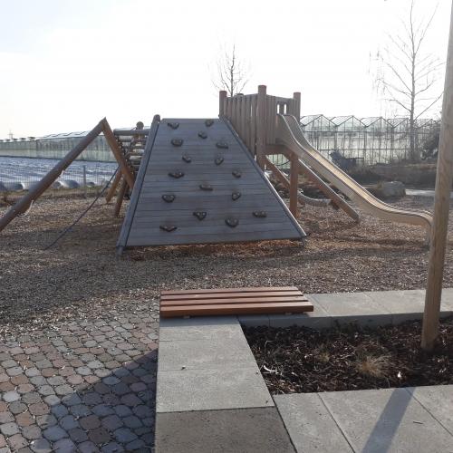 Bild 1: Spielplatz Höfles