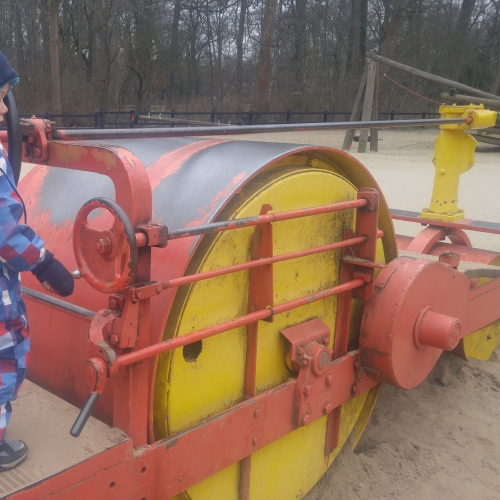 Bild 2: Spielplatz im Buergerpark nah Emmasee