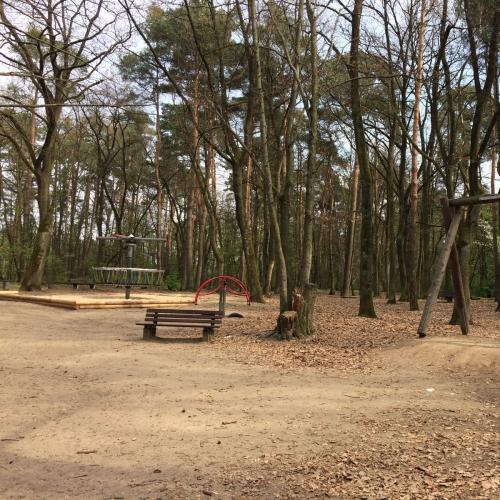 Bild 3: Spielplatz im Ostpark