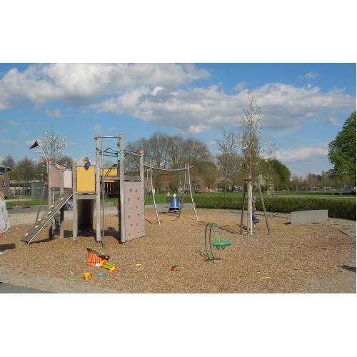Bild 1: Spielplatz im Otto Dullenkopfpark