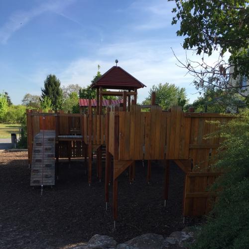 Bild 1: Spielplatz Im Schollengewann