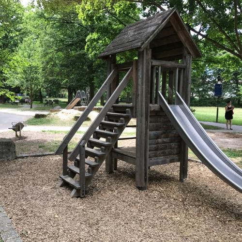 Bild 3: Spielplatz im Stadtpark