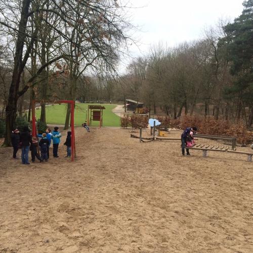 Bild 11: Spielplatz im Tierpark Tannenbusch