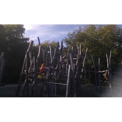 Bild 8: Spielplatz im Weißenseepark
