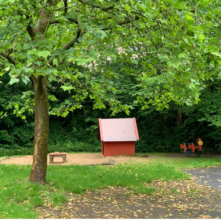Bild 5: Von-Humboldt-Straße