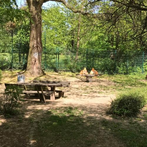 Bild 2: Spielplatz In den Möhrenwiesen