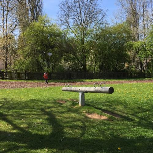 Bild 3: Spielplatz Brückenstraße