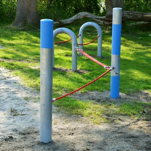 Bild 3: Spielplatz am Schaalsee