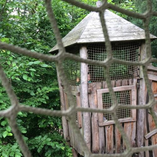 Bild 1: Spielplatz Indianerdorf Weltwald