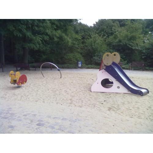 Bild 2: Kleinkindspielplatz Jubiläumshain