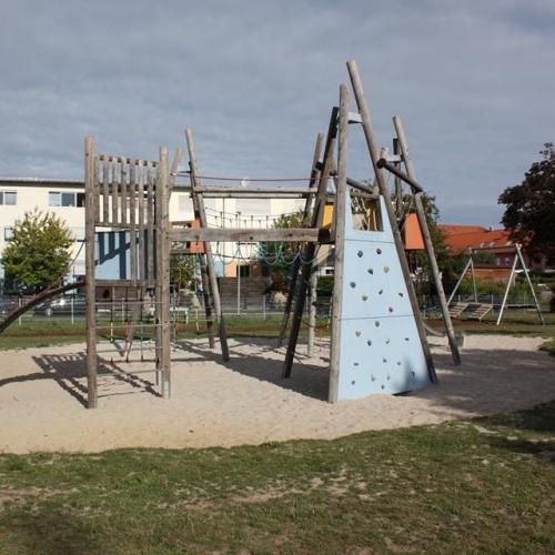 Bild 1: Spielplatz Kennedystraße