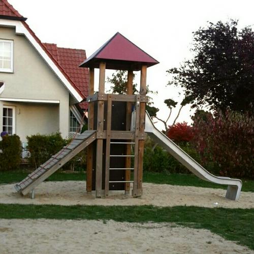 Bild 1: Spielplatz Kerflehde