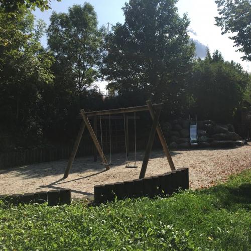 Bild 1: Spielplatz Kiefernstraße