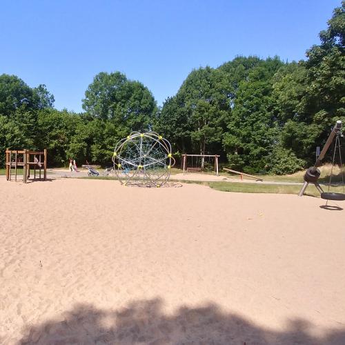 Bild 1: Spielplatz Kleienpfad