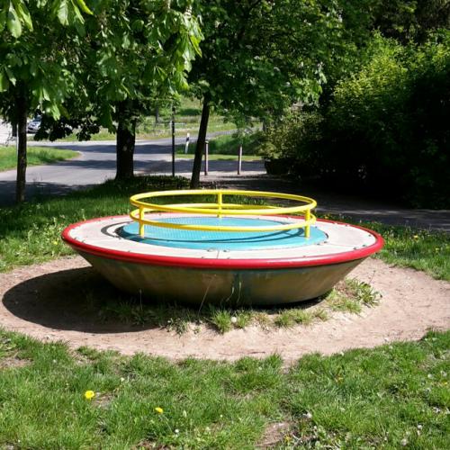 Bild 3: Spielplatz Kreuzebra