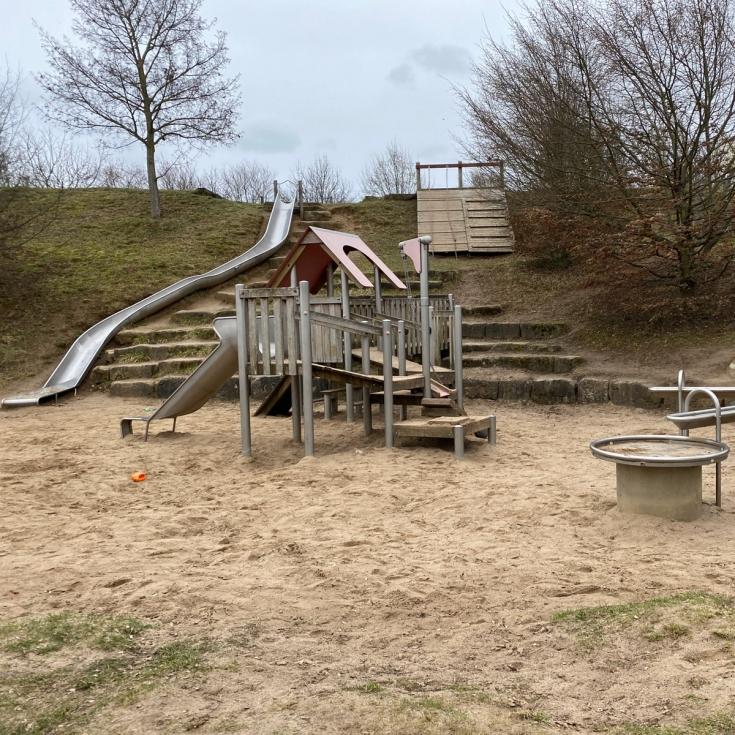 Bild 1: Spielplatz Lauchhau / Lauchäcker