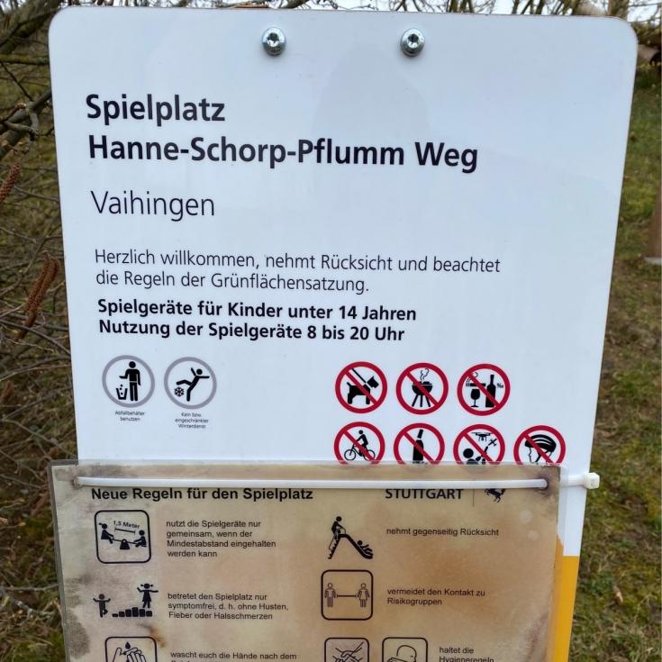 Bild 7: Spielplatz Lauchhau / Lauchäcker