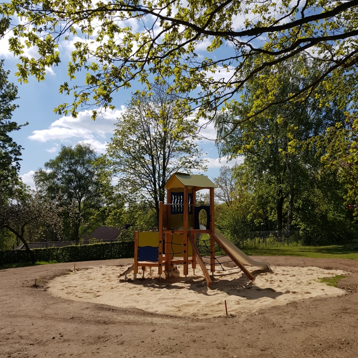 Bild 1: Spielplatz Liebkamp/Lippkamp