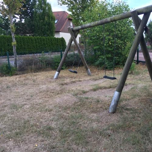 Bild 1: Spielplatz Lieskau